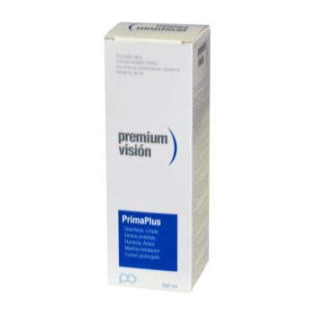 Líquido para lentes de contacto blandas Cámara Ópticos Primaplus