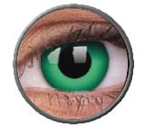 Lentillas Emerald Green