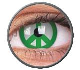 Lentillas Green Peace