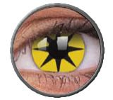 Lentillas Yellow Star