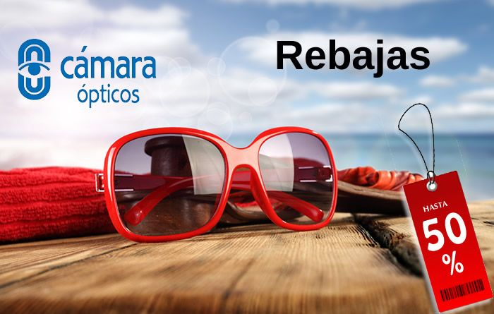 Oferta en gafas de sol hasta el 31 de Agosto